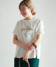 tシャツ Tシャツ コードローンコンビ プリントTEE|ZOZOTOWN PayPayモール店