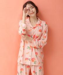 ルームウェア パジャマ とろみタッチパジャマ 上下セット|ZOZOTOWN PayPayモール店