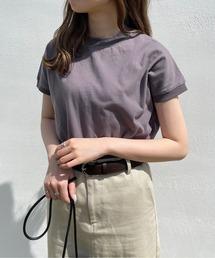 tシャツ Tシャツ モックネックTシャツ/【WEB/EC限定商品】|ZOZOTOWN PayPayモール店