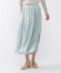 スカート サテンギャザースカート ZOZOTOWN PayPayモール店