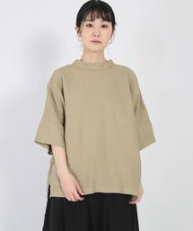 シャツ ブラウス [D.M.G / ディーエムジー] フレンチリネンキャンバス POシャツ|ZOZOTOWN PayPayモール店