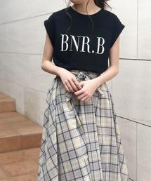 tシャツ Tシャツ 【手洗い可】BNRロゴTシャツ|ZOZOTOWN PayPayモール店