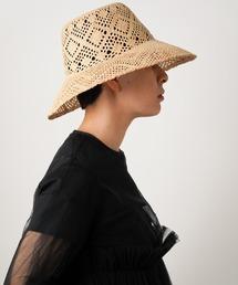 帽子 ハット La Maison de Lyllis/ラ メゾン ド リリス/VAUCHO|ZOZOTOWN PayPayモール店