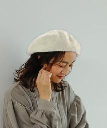 帽子 シンプルアンゴラベレー帽 ZOZOTOWN PayPayモール店