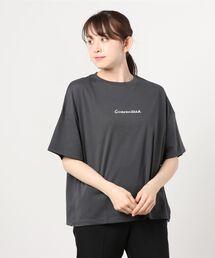 tシャツ Tシャツ ゆったりシルエット 5分袖Tシャツ ハンサムTシャツ|ZOZOTOWN PayPayモール店