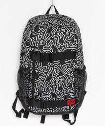 リュック 【Keith Haring / キースヘリング】 アートプリントスケボーリュック|ZOZOTOWN PayPayモール店