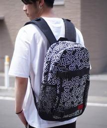 リュック 【Keith Haring / キースヘリング】 アートプリントスケボーリュック ZOZOTOWN PayPayモール店