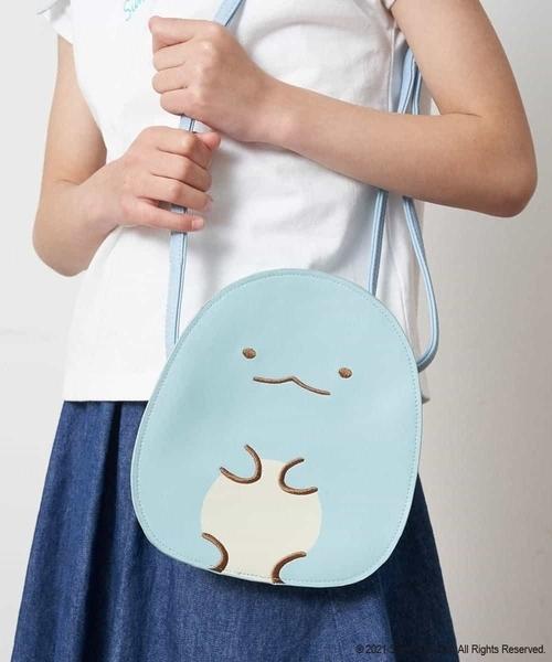 ショルダーバッグ バッグ KIDS 全商品オープニング価格 すみっコぐらし なかよしポシェット 数量限定 国内正規品