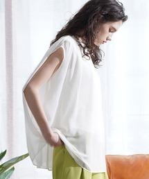 tシャツ Tシャツ SUGAR ROSE/シュガーローズ/肩タックデザインシースルーTOPS ZOZOTOWN PayPayモール店