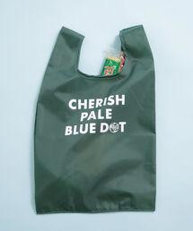 エコバッグ バッグ CHERISH PALE BLUE DOT/エコバッグS|ZOZOTOWN PayPayモール店