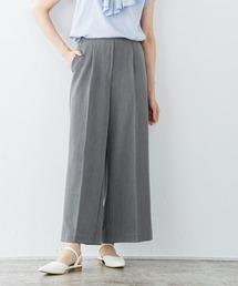 パンツ [低身長向け/高身長向けサイズ対応]高見えストレートワイドパンツ ZOZOTOWN PayPayモール店
