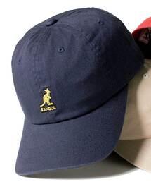 帽子 キャップ カンゴール キャップ ストラップバック ウォッシュド ベースボール  ローキャップ KANGOL STRAPBACK CAP WASH|ZOZOTOWN PayPayモール店