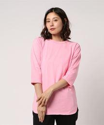 tシャツ Tシャツ Peacenik/ピースニック BAMBOO COTTON BASEBALL TEE|ZOZOTOWN PayPayモール店