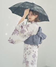 傘 【晴雨兼用傘】マーガレット刺繍 日傘|ZOZOTOWN PayPayモール店