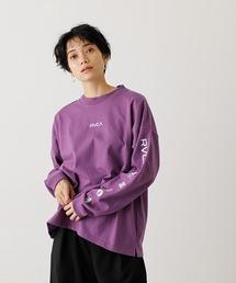 tシャツ Tシャツ RVCA×AZUL SLEEVE LOGO TEE/RVCA×AZULスリーブロゴTシャツ|ZOZOTOWN PayPayモール店