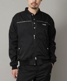 ポロシャツ ヨークパイピングボンバージャケット|ZOZOTOWN PayPayモール店
