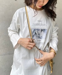 tシャツ Tシャツ 〈WEB限定〉2WAYフォトロンT|ZOZOTOWN PayPayモール店