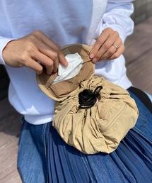 マザーズバッグ 持ち手付きマルチ巾着ポーチバッグ|ZOZOTOWN PayPayモール店