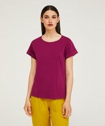 tシャツ Tシャツ ボクシーフィットラウンドネックTシャツ・カットソー|ZOZOTOWN PayPayモール店