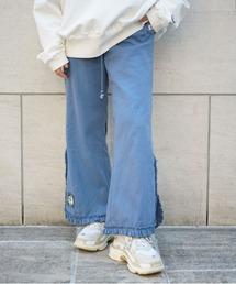 パンツ LittleSunnyBite/リトルサニーバイト/Frill big pants|ZOZOTOWN PayPayモール店