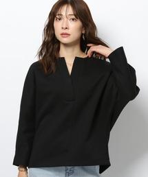 tシャツ Tシャツ BARNYARDSTORM / Jクォリティダンボールキーネックプルオーバー|ZOZOTOWN PayPayモール店