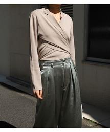 ニット Tailored Wrap Knit|ZOZOTOWN PayPayモール店