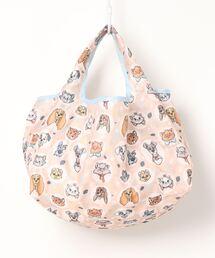 エコバッグ バッグ 【 Disney 】 わんわん物語 ランチエコバッグ (Dog&Catパターン/レディとランプ)|ZOZOTOWN PayPayモール店
