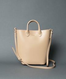 ショルダーバッグ バッグ 【 YAHKI / ヤーキ 】 W Face Leather 2way Bag ダブルフェイスレザー2ウェイバッグ|ZOZOTOWN PayPayモール店