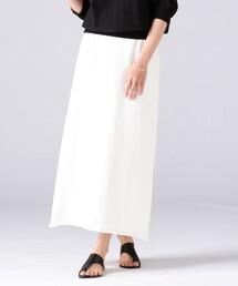 スカート AK+1 / ハードコットン スカート|ZOZOTOWN PayPayモール店