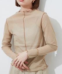 tシャツ Tシャツ リバーシブルメローロングスリーブトップス/AUNT MARIE'S|ZOZOTOWN PayPayモール店