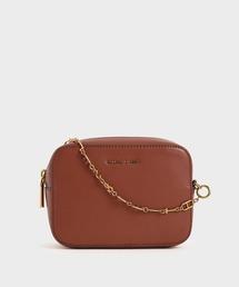 バッグ クラッチバッグ チェーンリンク レクランギュラーバッグ / Chain-Link Rectangular Bag|ZOZOTOWN PayPayモール店