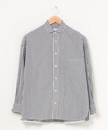 シャツ ブラウス TICCA / TBKA-151/スクエアビッグシャツ|ZOZOTOWN PayPayモール店