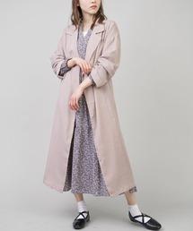 コート トレンチコート シア―ロング丈 トレンチコート ZOZOTOWN PayPayモール店