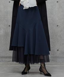 スカート 【LA BELLE ETUDE】アシンメトリーマーメイドスカート/低身長向けSサイズあり|ZOZOTOWN PayPayモール店