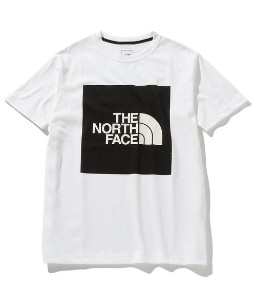 tシャツ Tシャツ WEB限定THE 春の新作シューズ満載 NORTH NT32135 ランキングTOP10 FACE ショートスリーブカラードスクエアロゴTシャツ ザノースフェイス