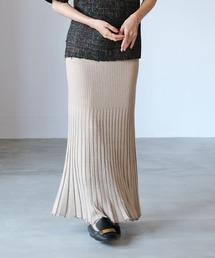 スカート シャイニーニットスカート|ZOZOTOWN PayPayモール店