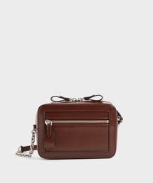 ショルダーバッグ バッグ ツーウェイ ジップボクシーバッグ / Two-Way Zip Boxy Bag|ZOZOTOWN PayPayモール店