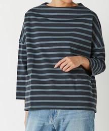 tシャツ Tシャツ 【conges payes】バスクシャツ ZOZOTOWN PayPayモール店