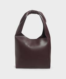 ショルダーバッグ バッグ ノッティドハンドル ホーボーバッグ / Knotted Handle Hobo Bag|ZOZOTOWN PayPayモール店