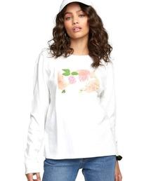 tシャツ Tシャツ RVCA レディース 【JESSE BROWN】 FLORA LS ロングスリーブTシャツ【2020年秋冬モデル】/ルーカ ロンT|ZOZOTOWN PayPayモール店