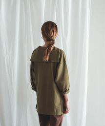 tシャツ Tシャツ ブロックインレー セーラープルオーバー|ZOZOTOWN PayPayモール店