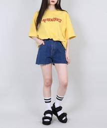 tシャツ Tシャツ PUNYUSロゴTシャツ ZOZOTOWN PayPayモール店