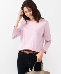 tシャツ Tシャツ オーガニックジャガードプルオーバー|ZOZOTOWN PayPayモール店