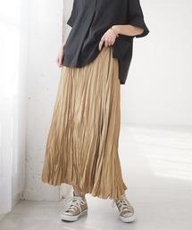 スカート ウェーブプリーツスカート *|ZOZOTOWN PayPayモール店