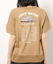 tシャツ Tシャツ 抗菌バックプリントロゴ半袖T(TRIP)|ZOZOTOWN PayPayモール店