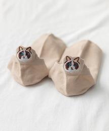 靴下 かわいい ねこ 動物 靴下 ZOZOTOWN PayPayモール店
