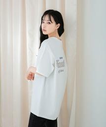 tシャツ Tシャツ 【UNISEX】サテンアップリケT ZOZOTOWN PayPayモール店