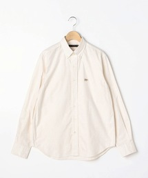 シャツ ブラウス 【Scye】〈別注〉先染めOX BDシャツ STRIPE WOMEN|ZOZOTOWN PayPayモール店