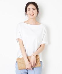 tシャツ Tシャツ 布帛ドッキングカットプルオーバー|ZOZOTOWN PayPayモール店