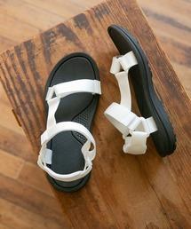 サンダル こどもから大人まで履ける豊富なサイズ展開 ベルクロ スポーツサンダル|ZOZOTOWN PayPayモール店